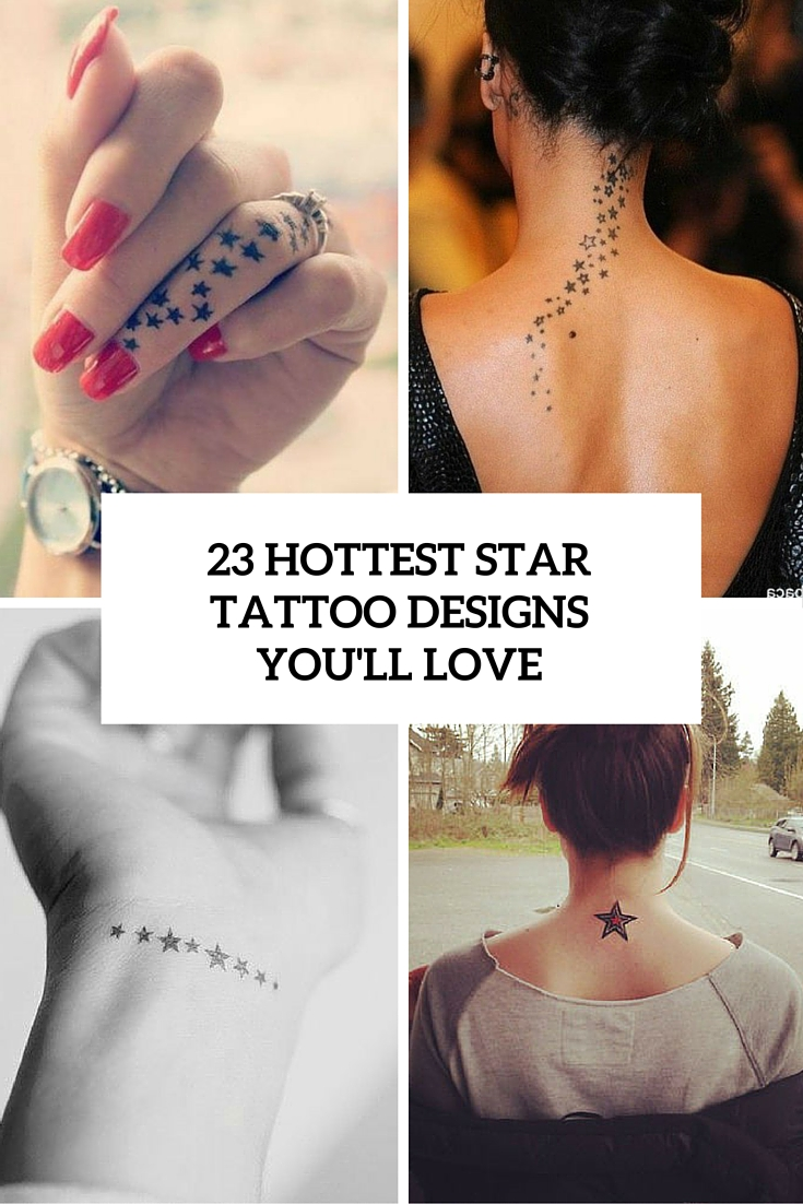 hottest star tattoo designs youll love cover