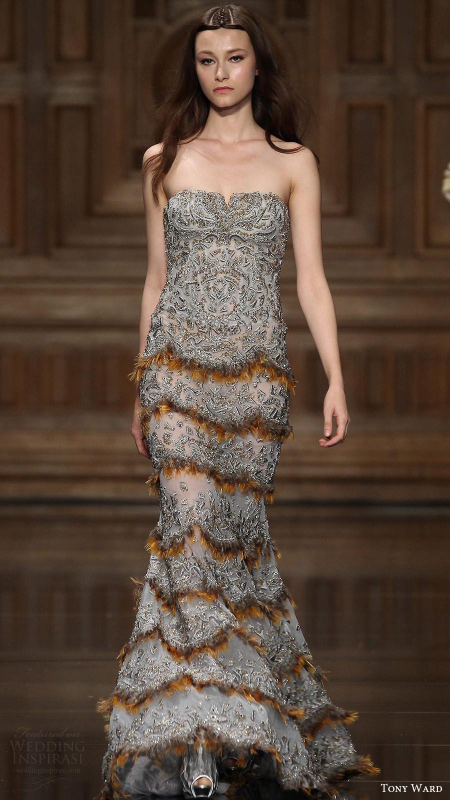 tony ward couture fall 2016 stapless embellished trumpet dress (16) mv