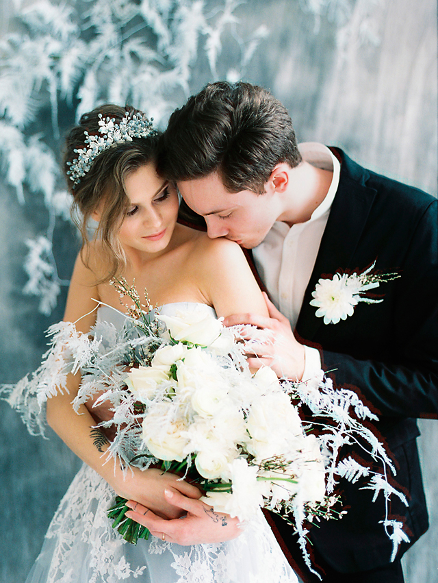 Winter wedding inspiration | Svetlana Strizhakova