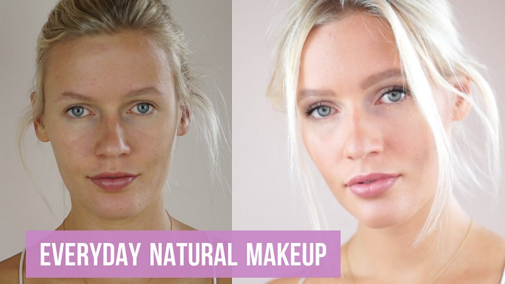 For those of you who love makeup, you know that sometimes all the routine can get tiring, especially on lazy days. That's why it's always good to know few makeup styles to keep them for such days. #makeup