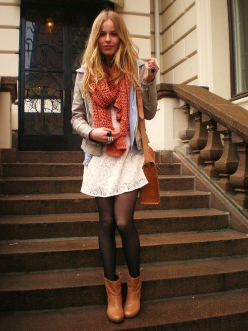 Cool Street Fall Fashion