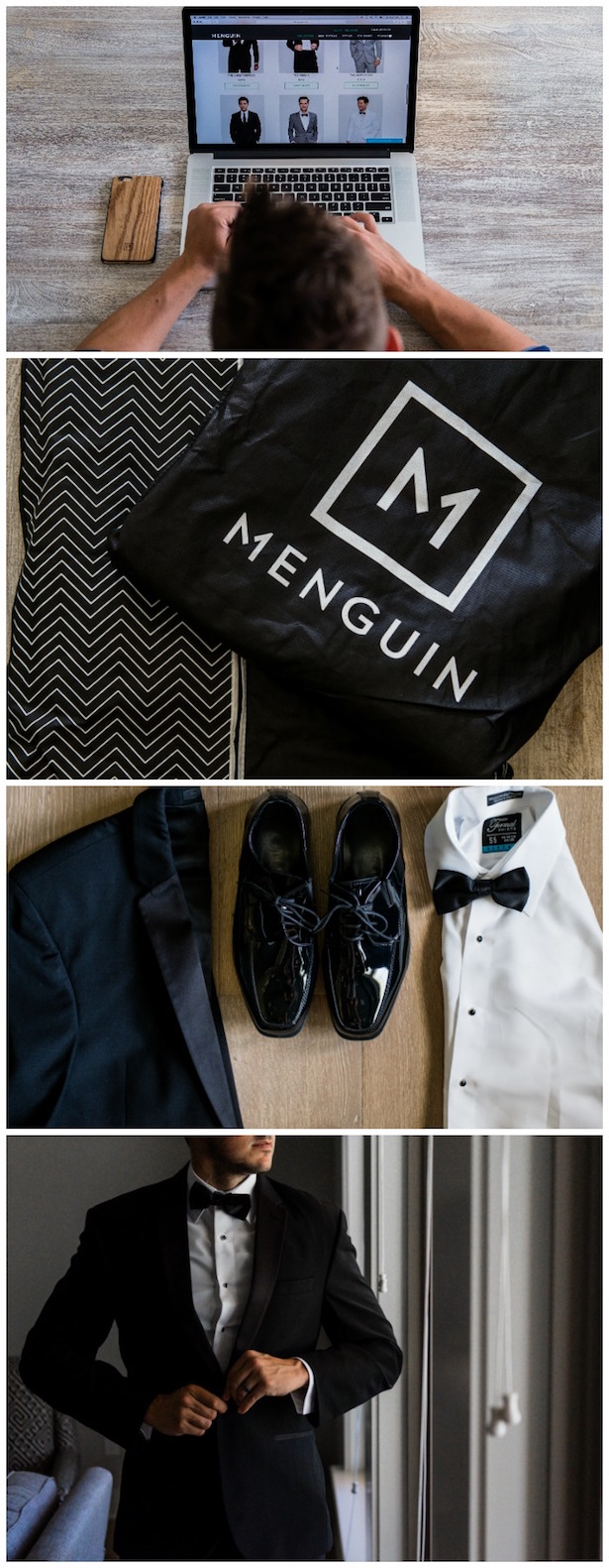 Menguin : Affordable Tux Rentals Delivered Right At Your Door