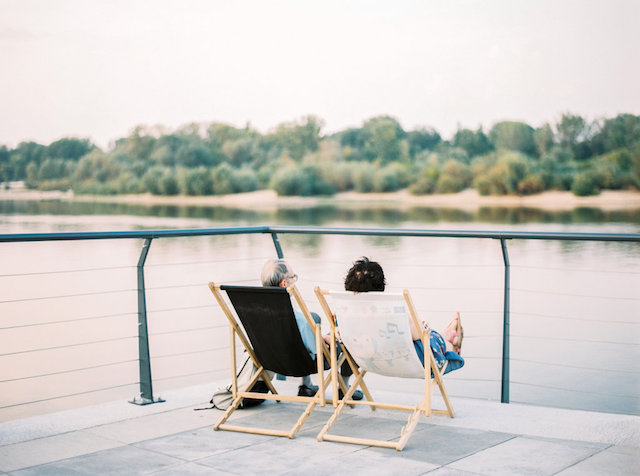 Warsaw, Poland in summer | Ana Lui Photography