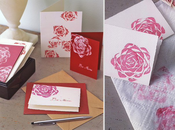 #5 - Rosy Hand-made Greeting Cards 2