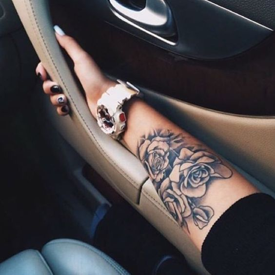 perfect design for a forearm