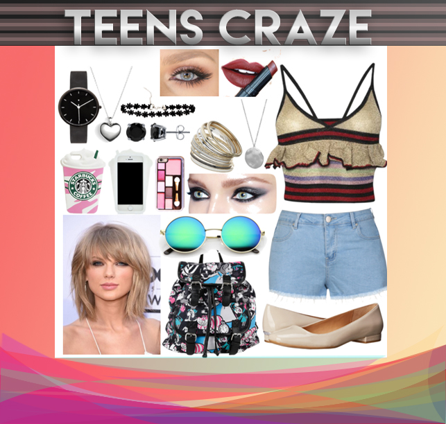 #2 - Dark and Appealing Beach Day Outfit