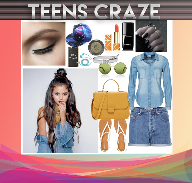 #4 - Sassy Beach Jeans Outfit