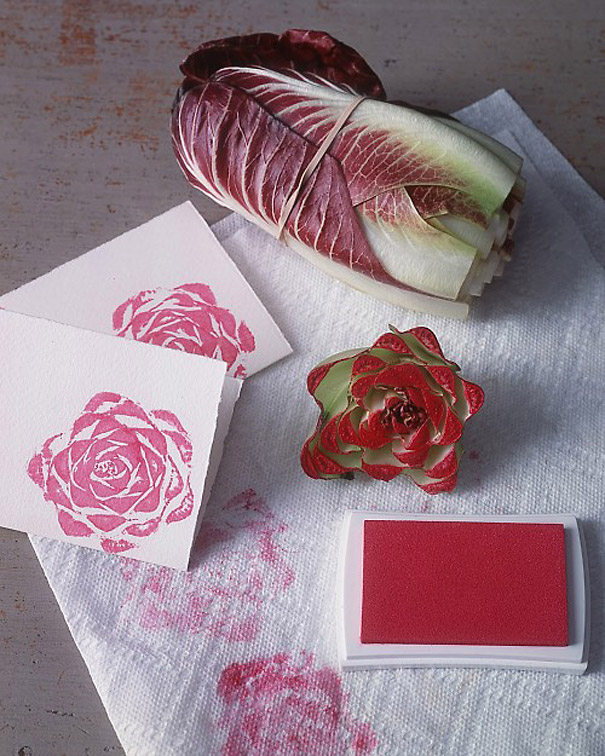 #5 - Rosy Hand-made Greeting Cards