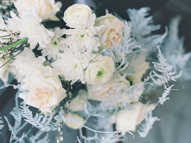 Winter bridal bouquet | Svetlana Strizhakova