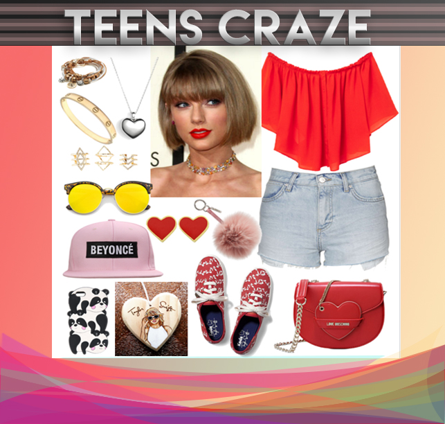 #9 - Taylor-inspired Outfit Ideas