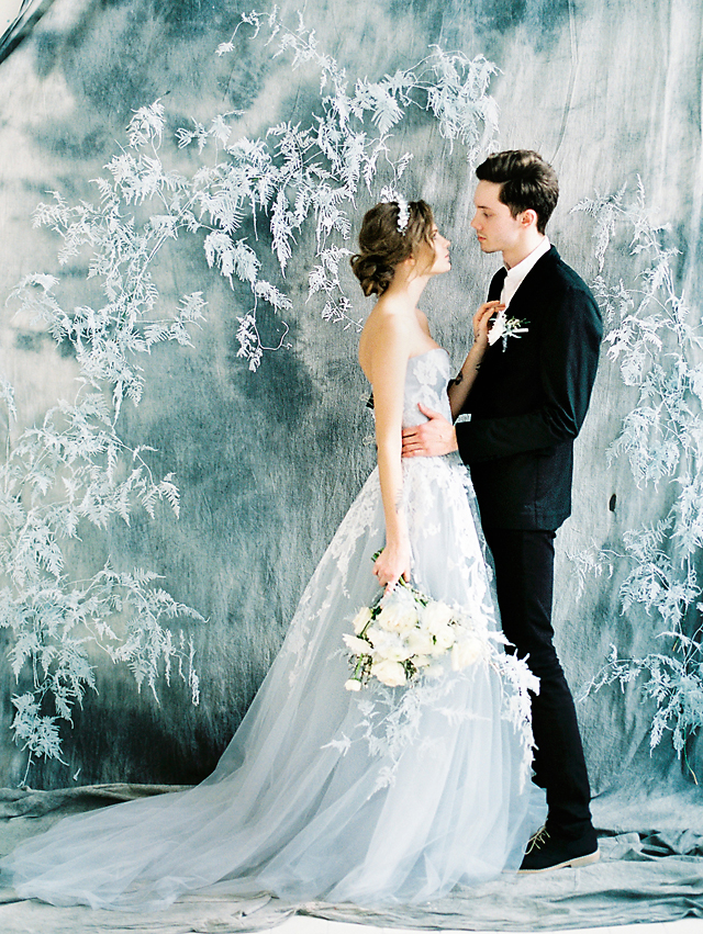 Winter wedding theme | Svetlana Strizhakova
