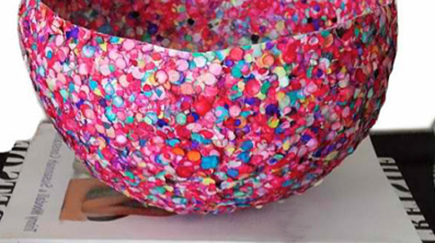 #17 - A Bowl Out of Balloon and Confetti 2