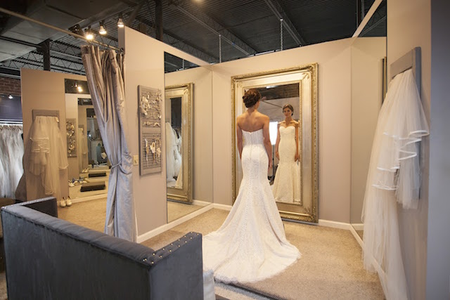 Carrie's Bridal Collection - a Georgia bridal boutique and salon in Atlanta and Macon | Carrie Reagan Photography