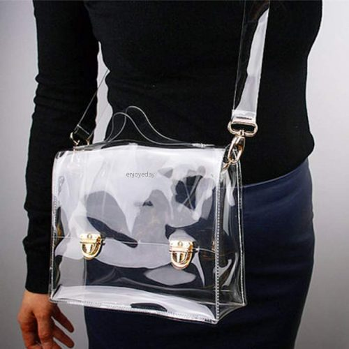 Style tips to carry clear and transparent handbags (6)