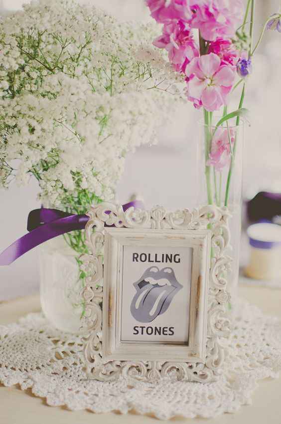 framed Rolling Stones table name