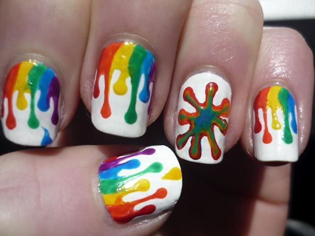 best funky nail art designs for girls (3)