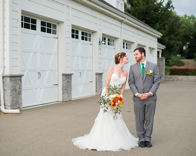 Fun and colorful wedding ideas | Kelly Marie Photography