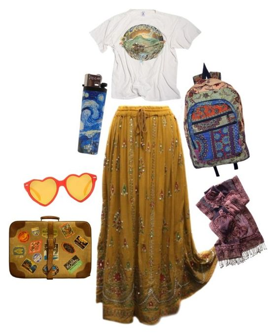 deas How to Wear Hippie Skirts. (11)