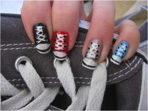 best funky nail art designs for girls (34)