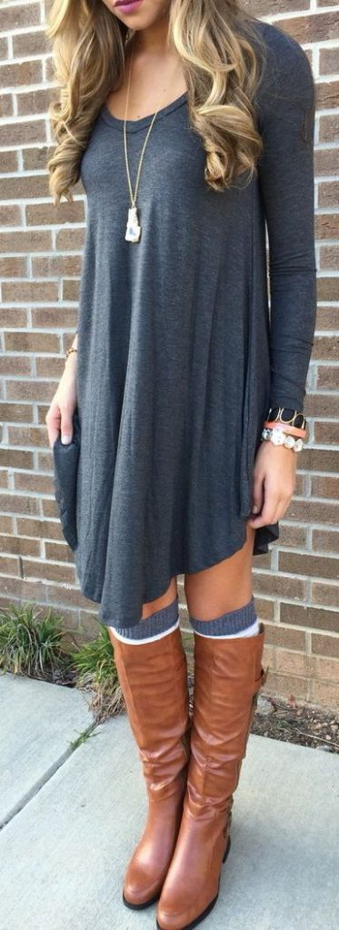 best outfits for girls with boots (33)