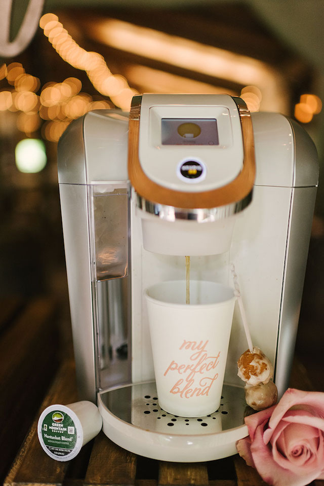 Coffee brewer | Lauren Rae Photography