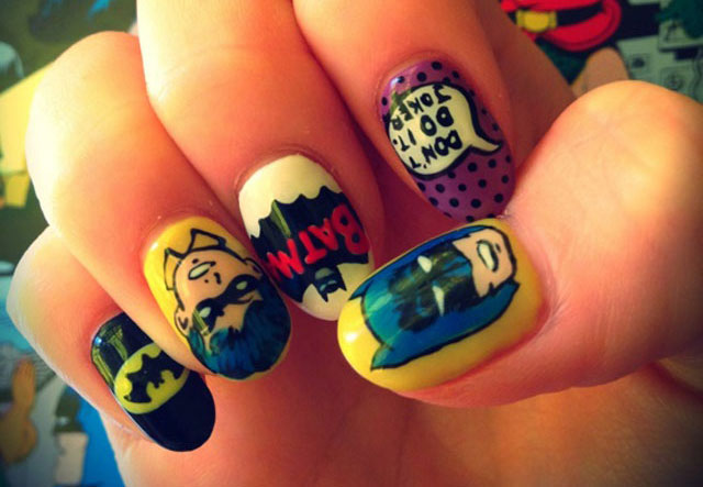 best funky nail art designs for girls (40)