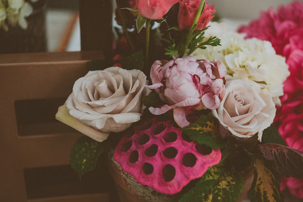 Wedding Centerpiece - Cristina Navarro Photography