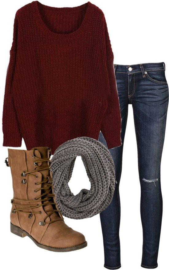 best outfits for girls with boots (15)
