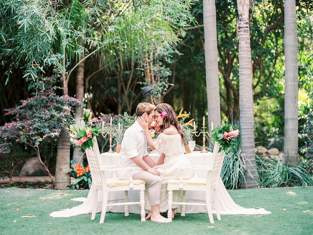 Vintage Hawaii wedding ideas | Angelica Chang Photography