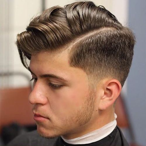 #17 - The Combined Long and Short Haircut