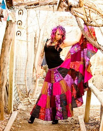 Gypsy Skirts Outfits (20)