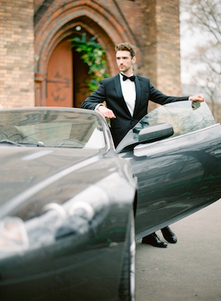 Luxury getaway car | Kir & Ira Photography