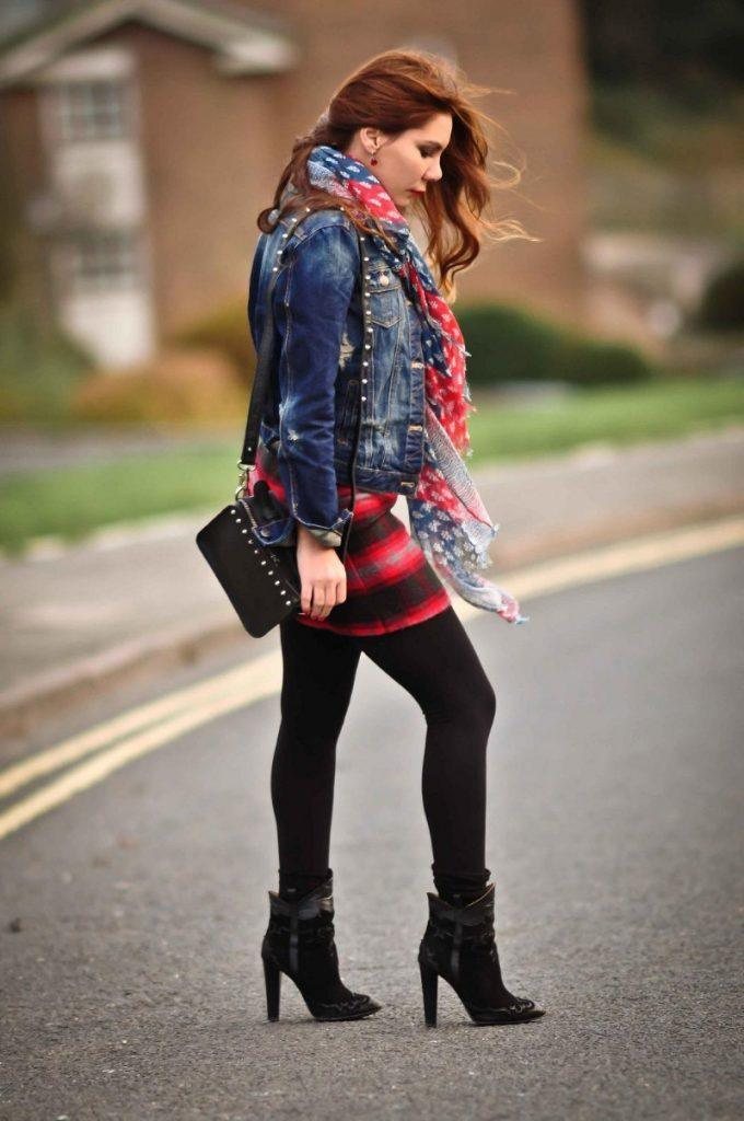 Ideas to wear Cowboy Boots (9)