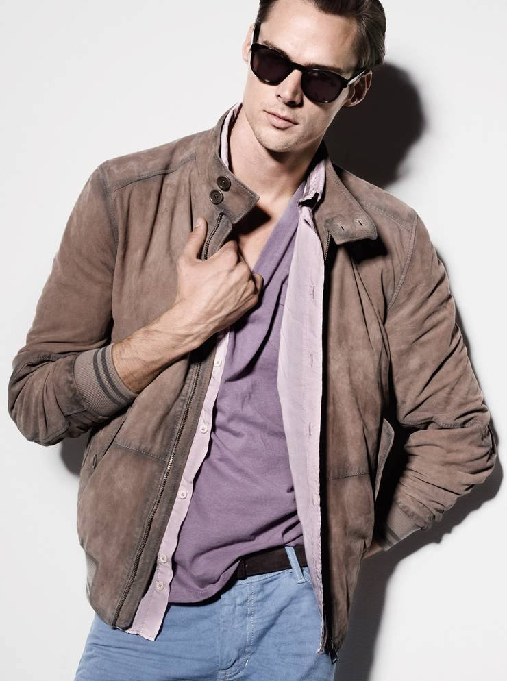 mens jacket spring outfit