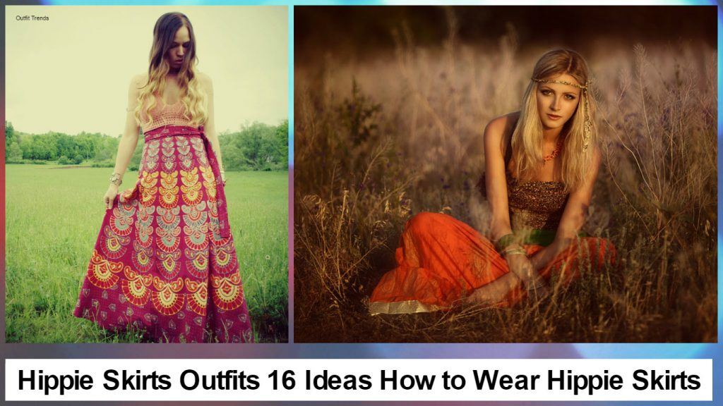 deas How to Wear Hippie Skirts. (17)