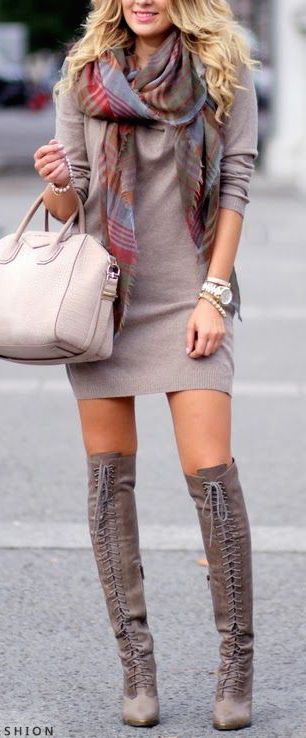 best outfits for girls with boots (21)