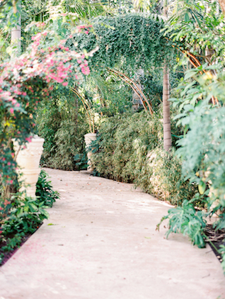 Botanical garden wedding | Angelica Chang Photography