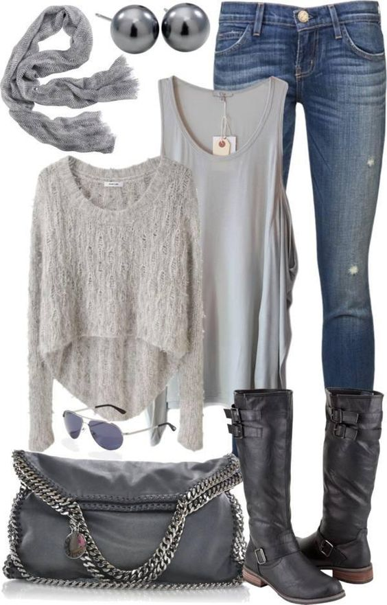 best outfits for girls with boots (13)