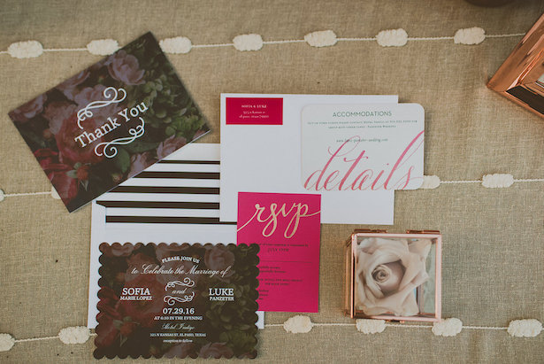 Shutterfly Wedding Invitations - Cristina Navarro Photography