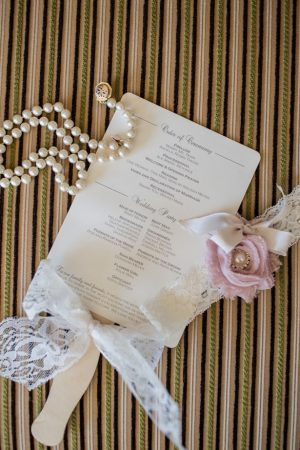 Wedding Program and details - Retrospect Images