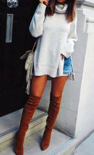 best outfits for girls with boots (27)