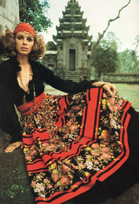 Gypsy Skirts Outfits (2)