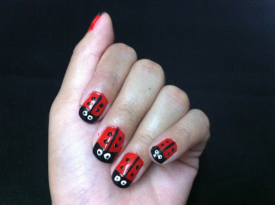 best funky nail art designs for girls (12)