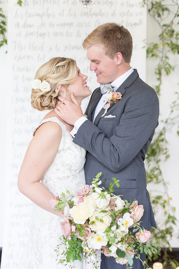 wedding photography - photo by Ryan & Alyssa Photography http://ruffledblog.com/french-couture-wedding-inspiration