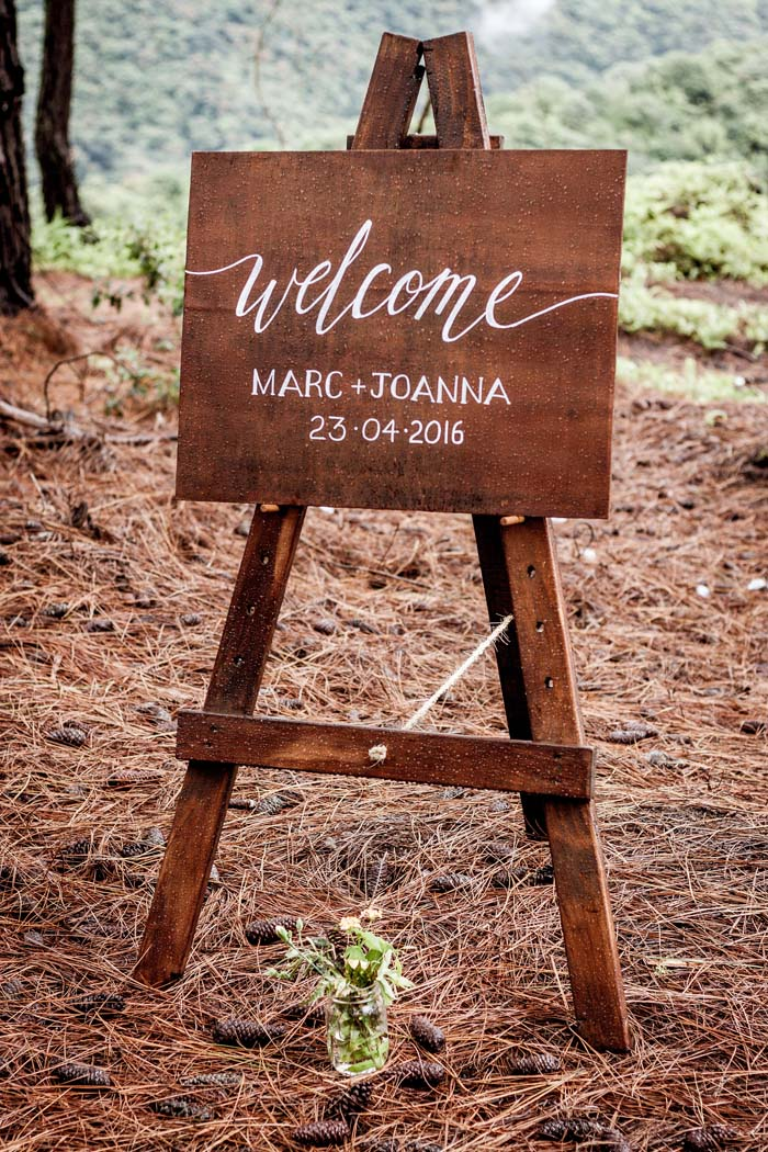 Wonderful Rustic Wedding In The Mountains Of Tahiti
