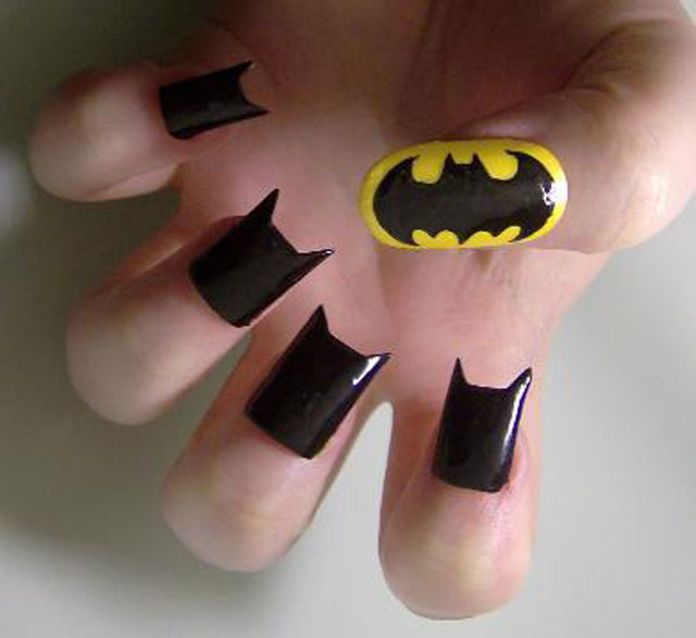 best funky nail art designs for girls (15)