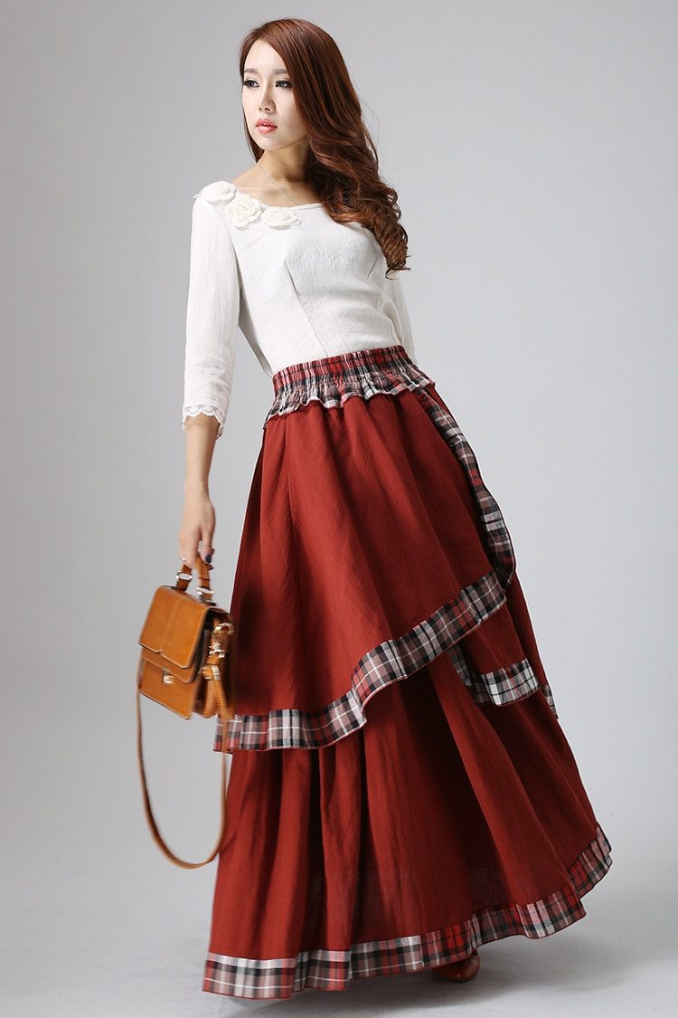 Gypsy Skirts Outfits (13)