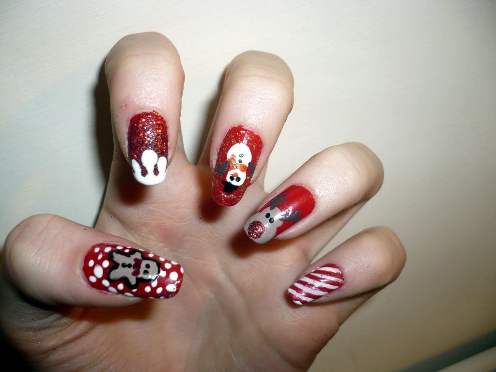 best funky nail art designs for girls (16)