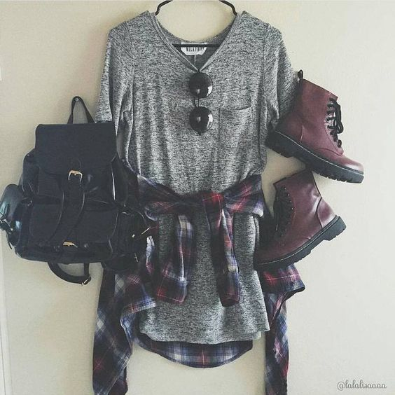 best outfits for girls with boots (40)