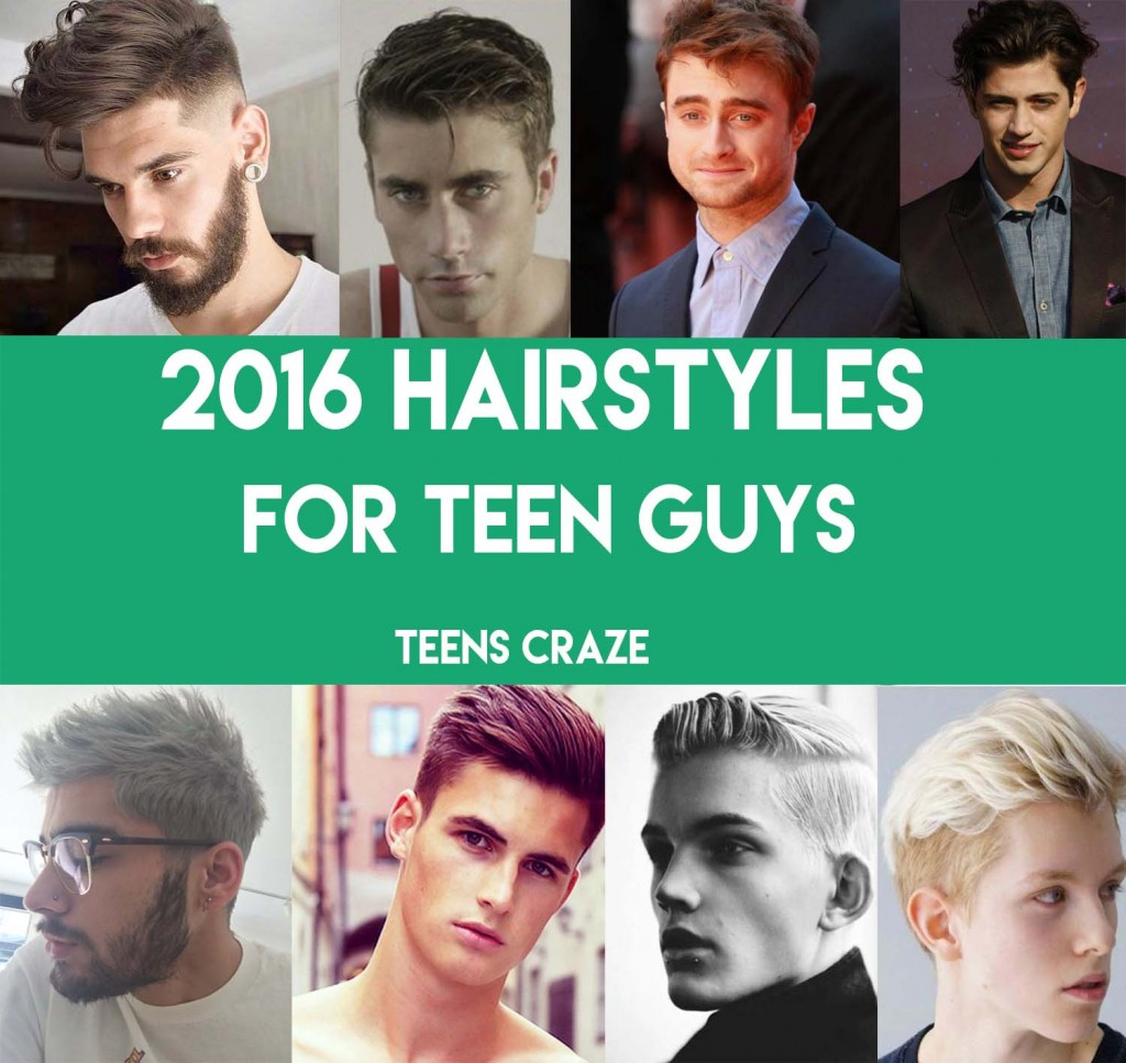 2016 hairstyles for boys